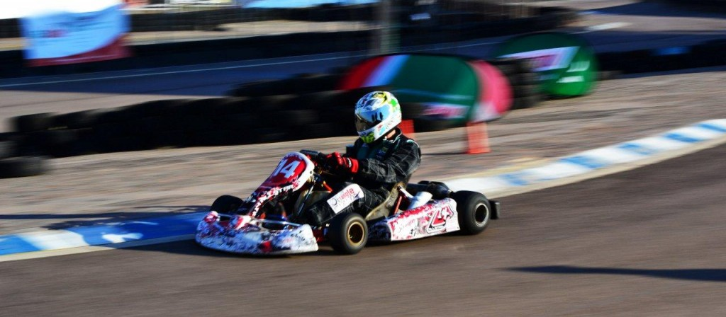 Love the action shots you took at my husbands go-kart race. Thank you so much. I am running out of wall space for all the canvasses I had printed. - Irma Laas, Marketing Manager -