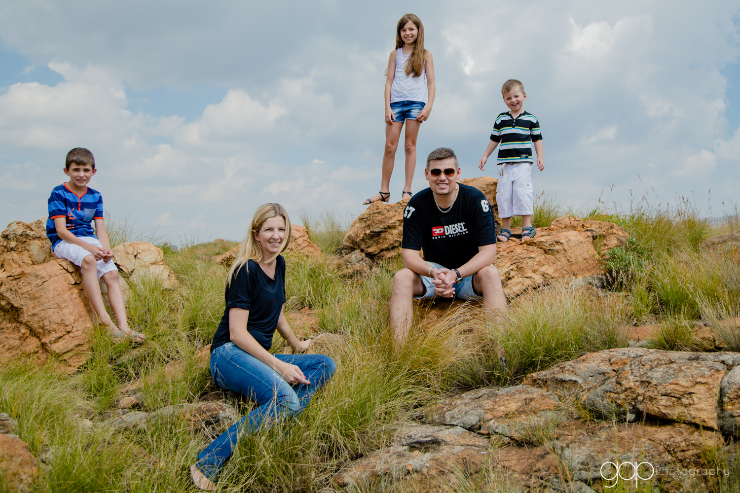 Family Photography Melville Koppies - IMG_0703